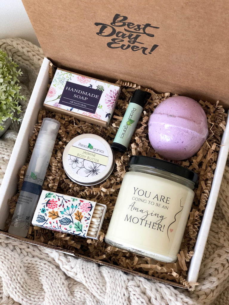 mother to be gift box