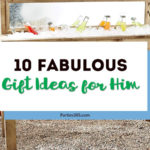 Searching for unique Father's Day Gift Ideas? We have 10 amazing gifts in our Gift Guide for Him that your husband or boyfriend will love! Perfect for birthdays, your anniversary, Christmas or just because too! #fathersday #giftideas #giftsforhim #fathersdaygifts #giftguide