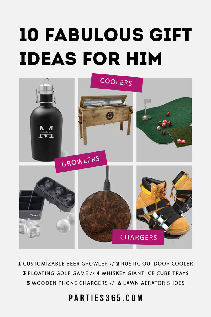 fabulous gift ideas for him