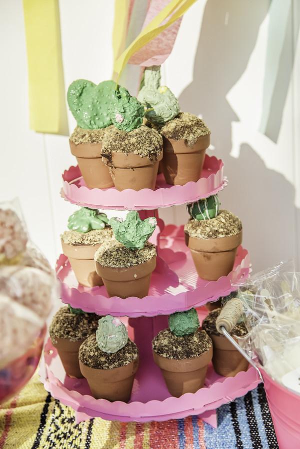 bridal shower fiesta desserts