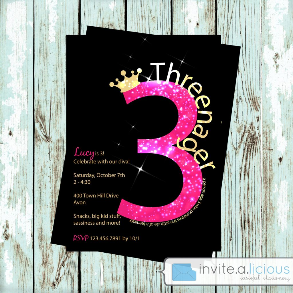 Looking for a fun and fabulous Third Birthday Party Theme? Here are our favorite 3rd Birthday Party themes that work for girls or for boys, complete with ideas for decorations, invitations, outfits and more! #3rdbirthday #thirdbirthday #partyideas #partythemes