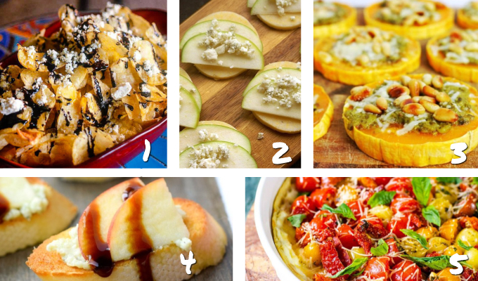Savory Fall Appetizers ideas