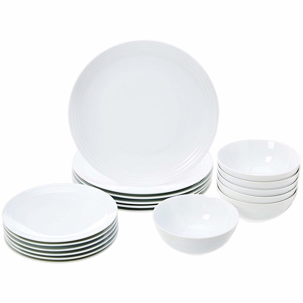 Entertaining Essentials - White Dinnerware