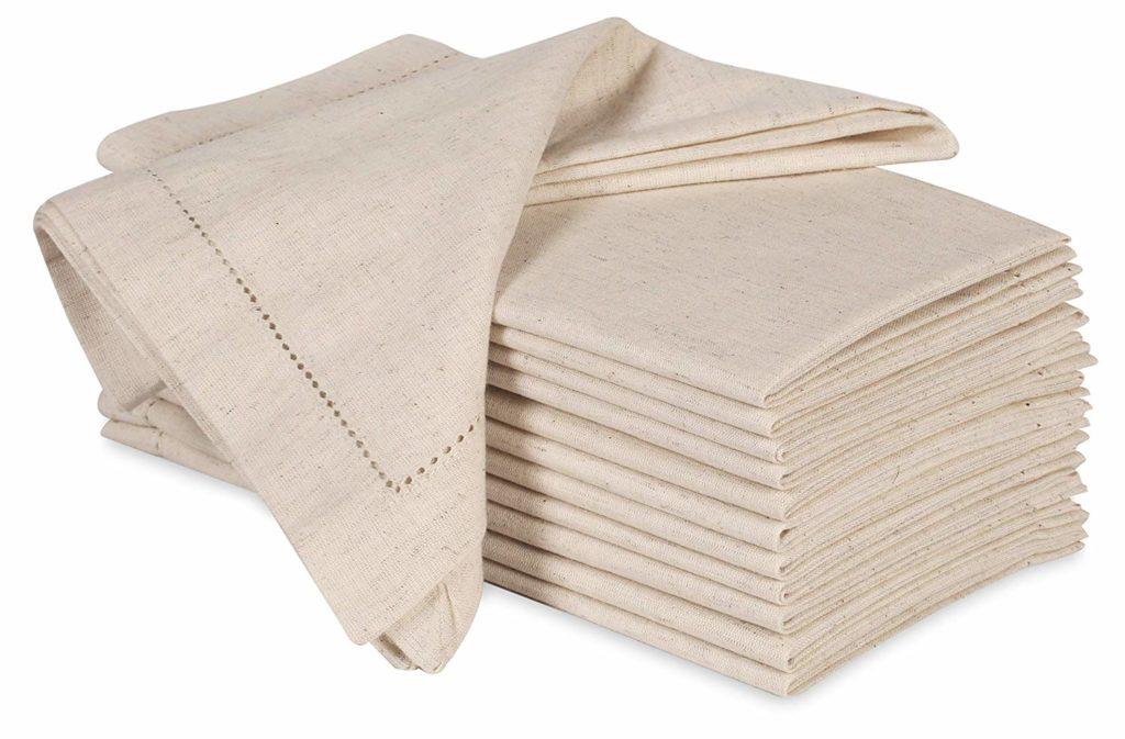 Entertaining Essentials - Linen Napkins