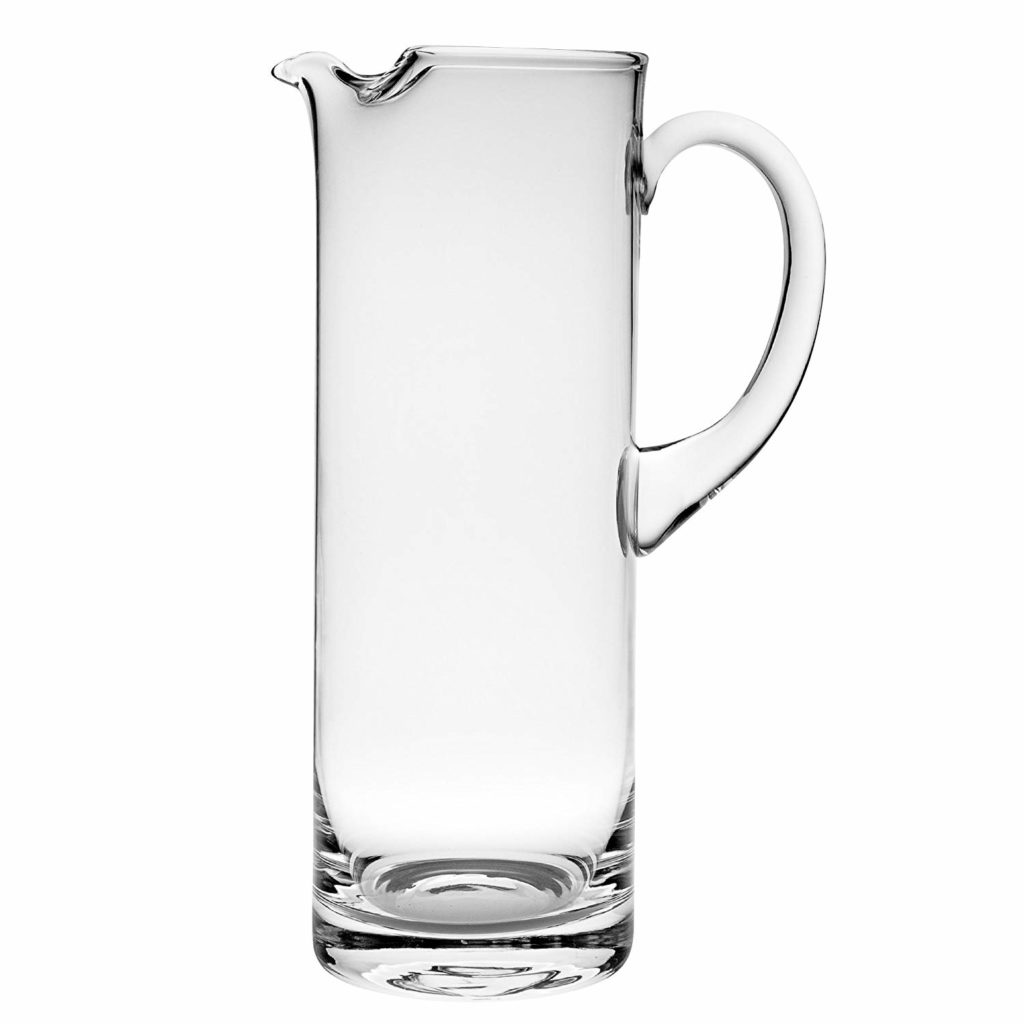 Entertaining Essentials - Glass Pitcher