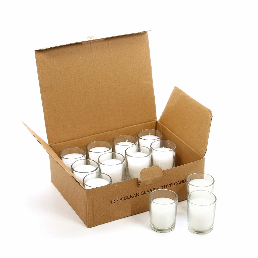 Entertaining Essentials - White Candles