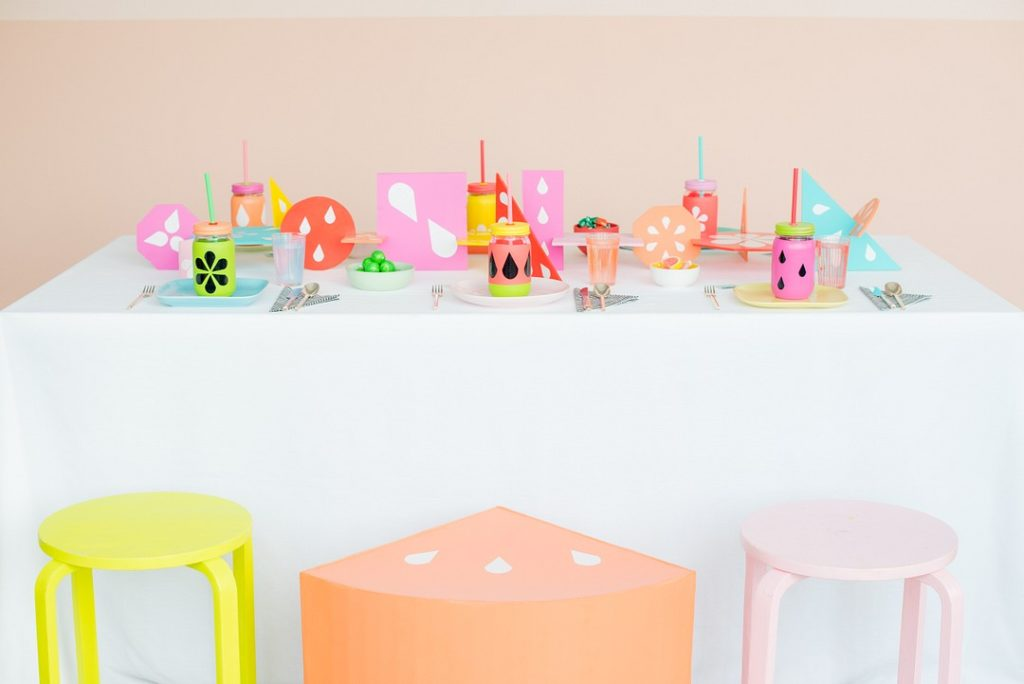 Throw a fabulous Tutti Frutti Birthday Party with these bright ideas for decorations, favors and the cake! Whether it's a Two-ti Fruitti party of a fun theme for a kids party, there's plenty of inspiration for your invitation, centerpieces, table backdrop, cupcakes and more right here!
