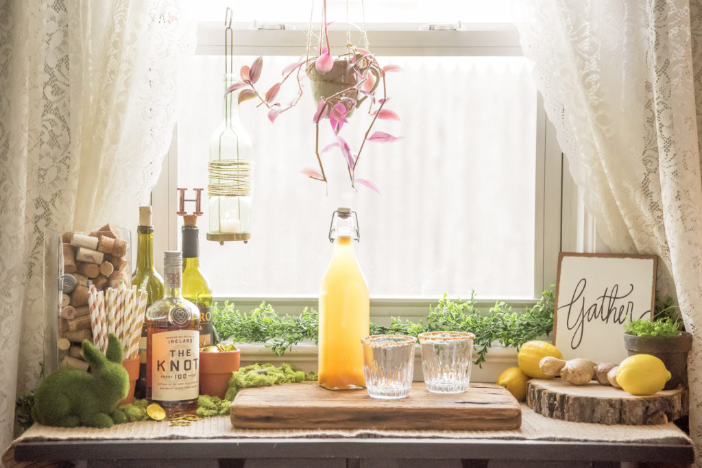 gold spring cocktail