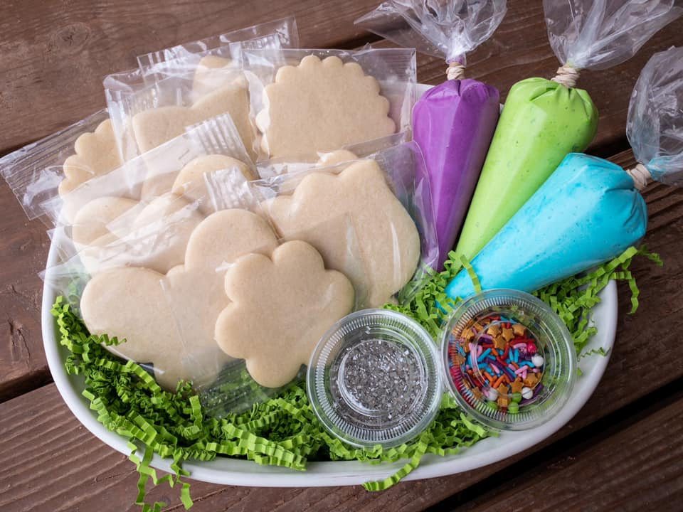 spring cookie kits