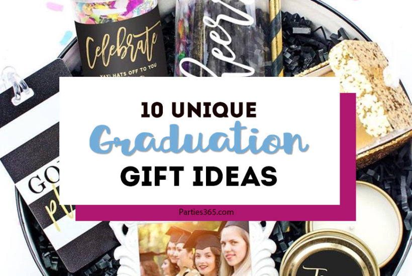 10 unique graduation gift ideas