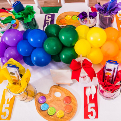 kids birthday party ideas and themes