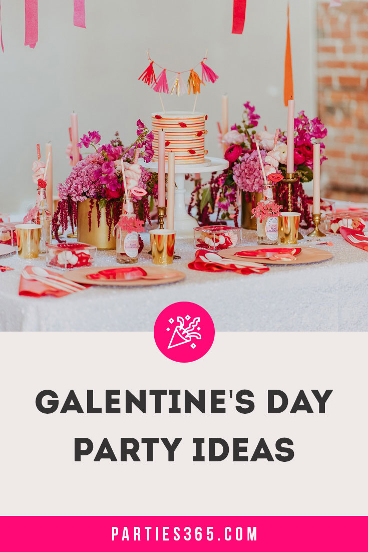 mommy and me galentine's day party ideas