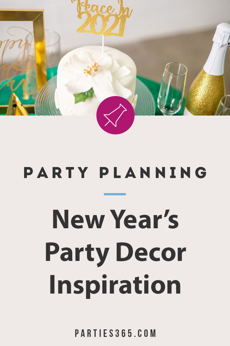 New year's day table decor ideas