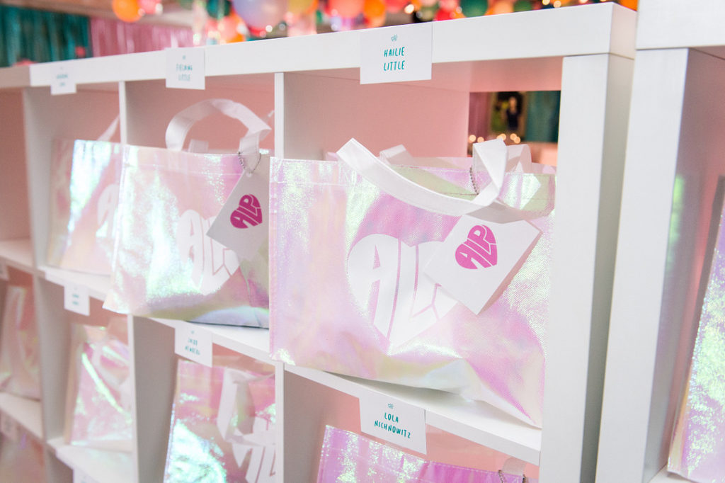 13th birthday party favor bags