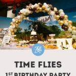 airplane 1st birthday party ideas
