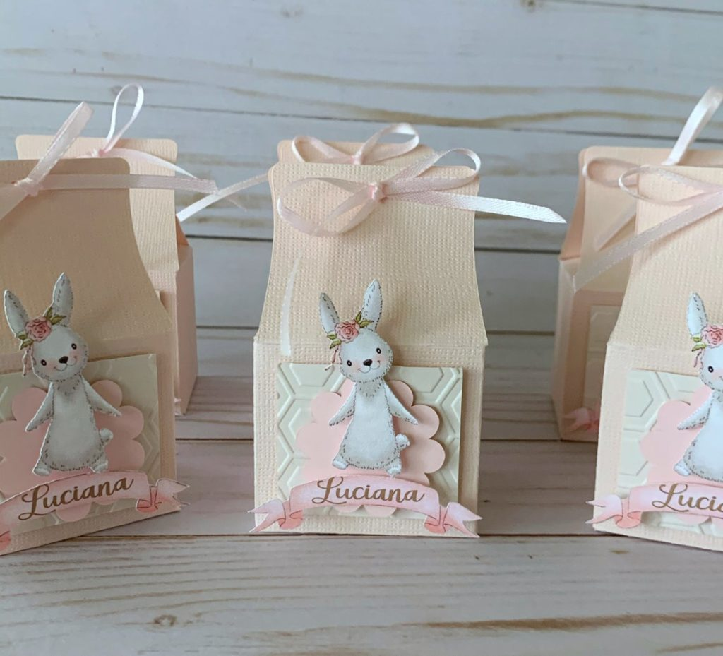 bunny rabbit party favor bags